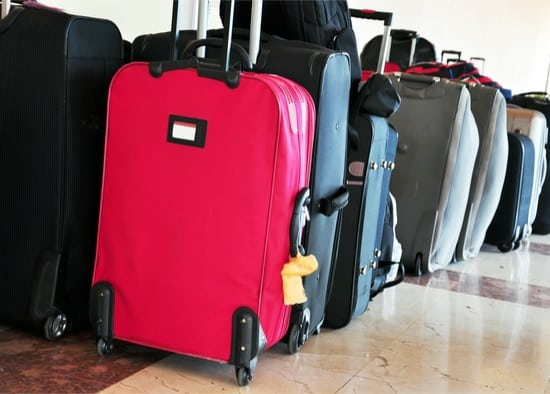heat to treat luggage for bed bugs