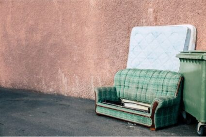 disposal of bed bug infested mattresses