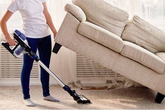 can i vacuum after bed bug treatment?